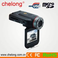 2.0 Inch High Definition TFT Screen Support 32GB SDHC Card camere video auto