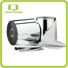 high quality food aluminium foil automatic Packaging Film roll