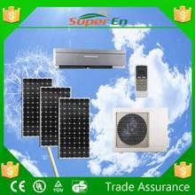 24 v 12000btu split ac units hybrid solar air conditioner copper price