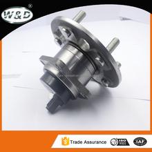 High reputation stainless Chrome steel material truck wheel hub bearing unit KWD1201KS