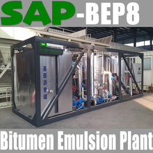 Bitumen Emulsion Plant / SAP-BEP8