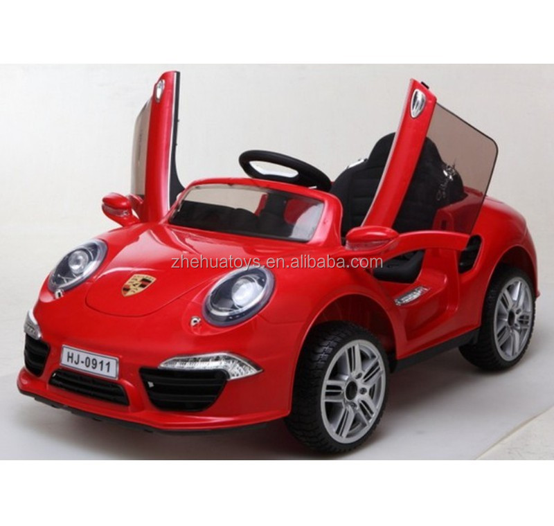 Cheap 12V kids plastic car ride on car toy electric car for babies to drive