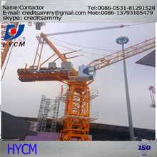 QTZ5011B jib tower cranes