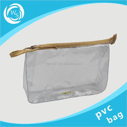 fashional promotional frosted protable eva cosmetic bag