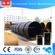 High Buid Coal Tar epoxy anti rust Paint for pipeline