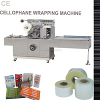 Cellophane film over wrapping machine,cellophane overwrapper,cellophane wrapper