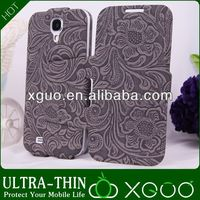 Ancient chinese style leather phone case for samsung S4,For galaxy s4