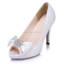 Fashion Sex Wedding Shoes Elegant Dress Shoes New Style For Women Low Heel Dress Shoes