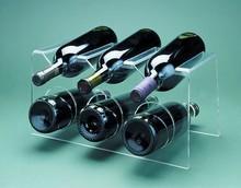 manufacturing acrylic wine glass hanging rack