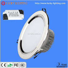 Perfect for home office high brightness round 3W led flush mount ceiling light