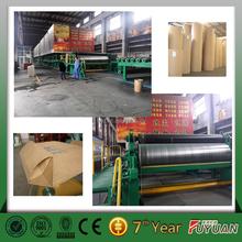 new condition best preformance carton box paper making machines, testliner manufacture machine in factory price