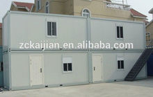 prefab wooden house/ prefabricated steel frame house/ luxury container house