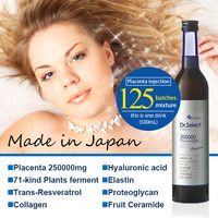 Made in JAPAN Health Beverage 250000mg Placenta Drink