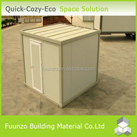 Economical High-class Movable Container Kiosk Construction
