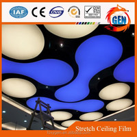Project factory cheapest PVC Film for Stretch Ceiling