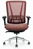 (T-086B-M) mesh seating for office