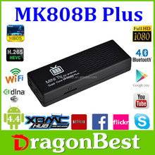 Dual Core Android 4.2 Bluetooth TV BOX Thumb Stick Rockchip RK3066 A9 Mini PC MK808B