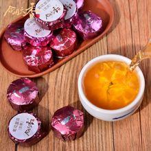 chrysanthemum aroma drinks hot sale puer flavoured tea
