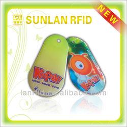 optical tag,plastic golf bag tag(FREE SAMPLES)