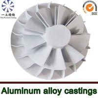 abb compressor wheel/daihatsu diesel engine spare parts