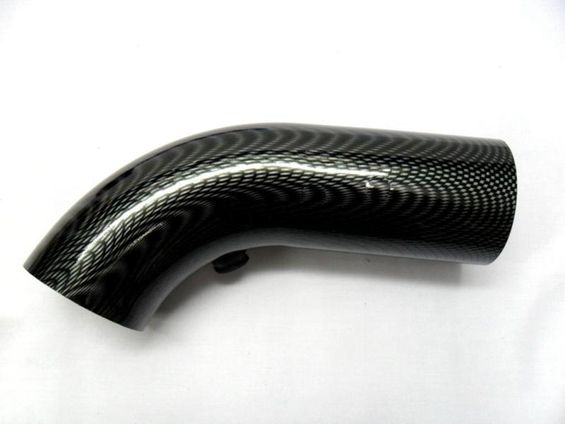 carbon fiber exhuaste tube