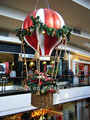 2013 centro de compras caliente balón de oro del festival de la ceremonia de la decoración