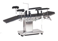 Electric comprehensive surgical operation table
