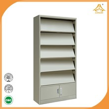cheap and high quality file and magazine shelf file and magazine shelf used in library and office