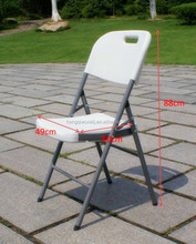 cheap outdoor high quality plastic folding chair for event and rental,popular sell white plastic folding banquet chair