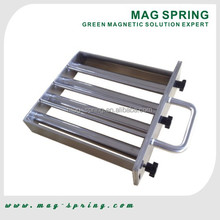 easy cleaning Grate Magnets with 9000Gs from Super Power NdFeb Magnets(Br>14000Gs)