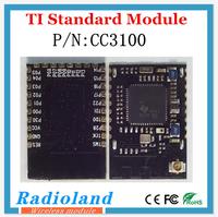 TI CC3100 WIFI module
