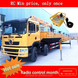 Telescopic truck crane manufacturer from china with high qaulity