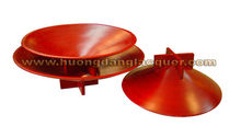 Shiny colour Round coiled bamboo plates, best product from Huong Dang handicraft co.,ltd, cheap price and high quality