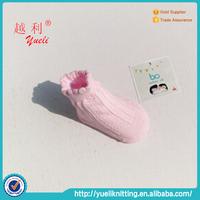 Wholesale 100% organic cotton baby custom sleeping tube socks