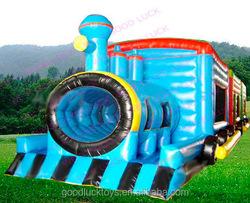 jumping castle/ rental grade green tree bouncer inflatable bouncy items /inflatable castle /inflatable bouncer