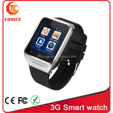 cheapest ladies android hand watch mobile phone with 1.54inch screen and GPS navigation for your safety