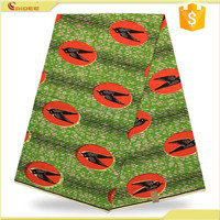 Free shipping African textiles hollandais wax 100% cotton wax fabric African printed fabric