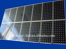 180W per watt solar panel