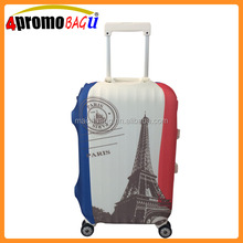 Factory custom luggage cover suitcase cover for travel