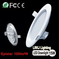 supper bright Slim small led panel light 3/6/9/12/15/18W,round ,surface mount