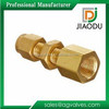 1/4'' high quality CW352H brass chrome plated pvc fittings for plumbing made in Zhejiang