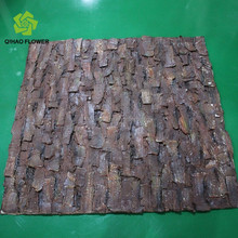 Natural tree bark artificial tree bark decorative bark