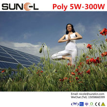 energia solar panel 250 watt for 48 volt battery charger