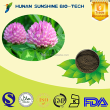 2015 Hot product Anti-arrythmic Red Clover P.E. Powder 40% Total isoflavones