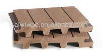Landscape wood plastic composite wpc decking pool