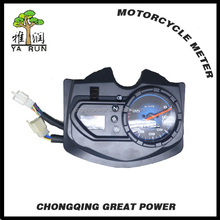 Motorcycle Digital Speed Meter, OEM quality with 372 Shell