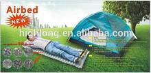 Precio barato inflable cama de aire, Plegable cama de aire