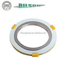 Hot Sales Rilson ASME B 16.20 Flexible Graphite Spiral Wound Gasket (RS1-CGI)