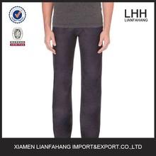 Grey leisure top design men jeans stocklot