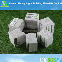 NEW product name price of cellulose fiber cement board sandwich panel